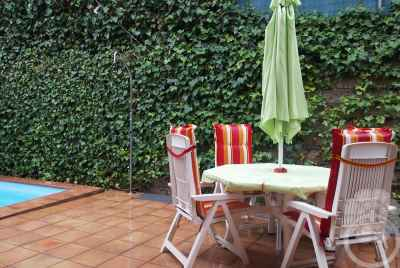 Spacious 4 story town house with terrace on Maresme Coast